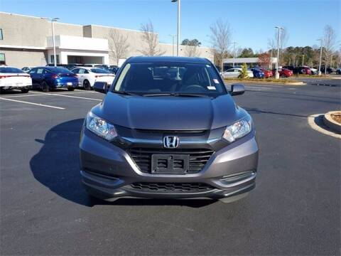 2018 Honda HR-V for sale at Lou Sobh Kia in Cumming GA
