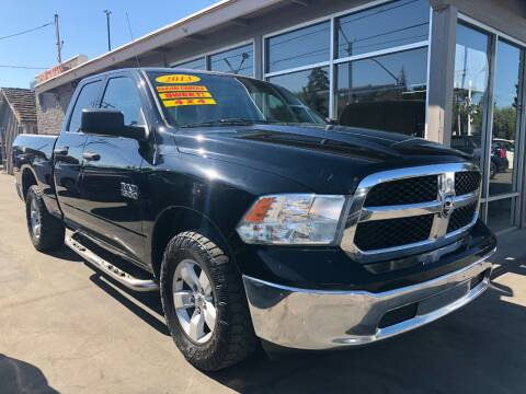 2013 RAM Ram Pickup 1500 for sale at Devine Auto Sales in Modesto CA