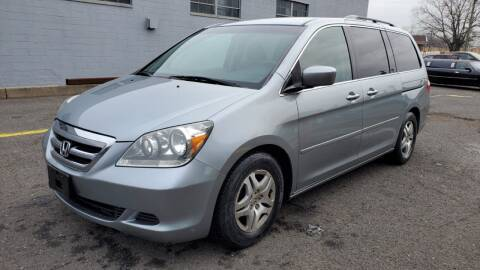 2007 Honda Odyssey for sale at MFT Auction in Lodi NJ