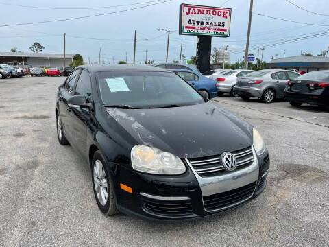2010 Volkswagen Jetta for sale at Jamrock Auto Sales of Panama City in Panama City FL