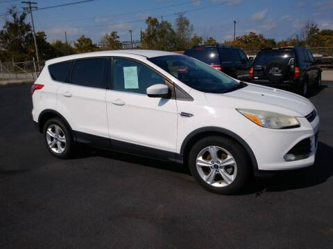 2013 Ford Escape for sale at Big Boys Auto Sales in Russellville KY