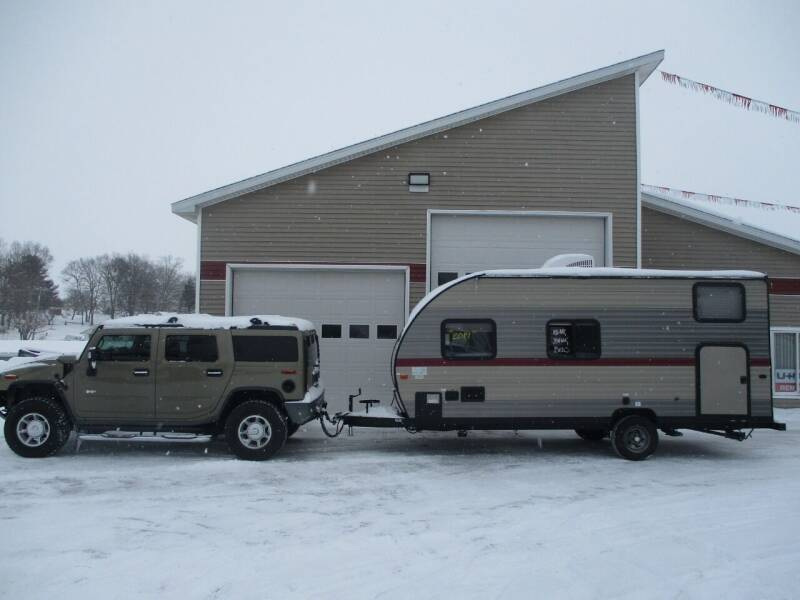 2005 HUMMER H2 for sale at Schrader - Used Cars in Mt Pleasant IA