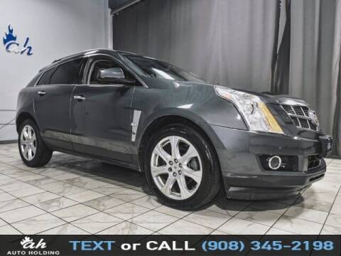 2011 Cadillac SRX for sale at AUTO HOLDING in Hillside NJ