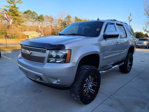 2009 Chevrolet Tahoe for sale at DADA AUTO INC in Monroe NC