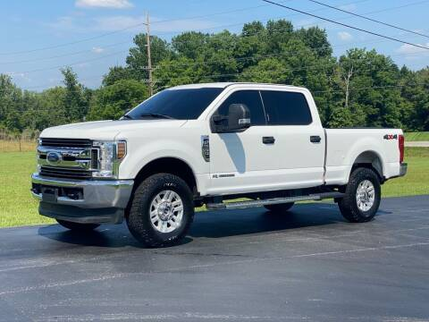 2018 Ford F-250 Super Duty for sale at Jackson Automotive LLC in Glasgow KY