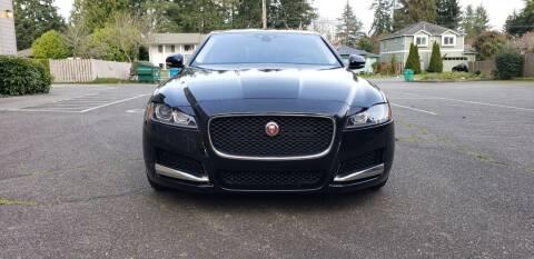 2017 Jaguar XF for sale at Seattle Motorsports in Shoreline WA