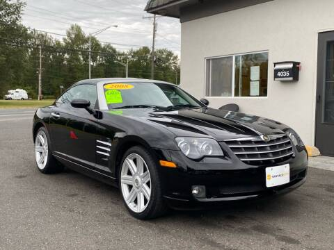 2008 Chrysler Crossfire for sale at Vantage Auto Group in Tinton Falls NJ