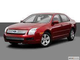 2008 Ford Fusion for sale at FUSION AUTO SALES in Spencerport NY