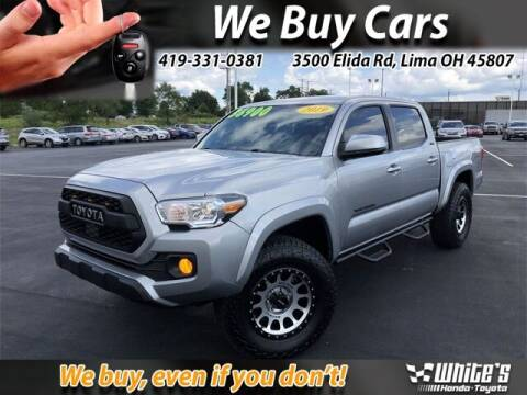 2019 Toyota Tacoma for sale at White's Honda Toyota of Lima in Lima OH
