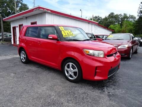 2013 Scion xB for sale at DONNY MILLS AUTO SALES in Largo FL