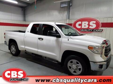 2014 Toyota Tundra for sale at CBS Quality Cars in Durham NC