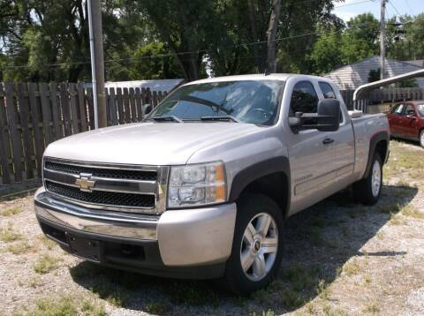 2008 Chevrolet Silverado 1500 for sale at Straight Line Motors LLC in Fort Wayne IN