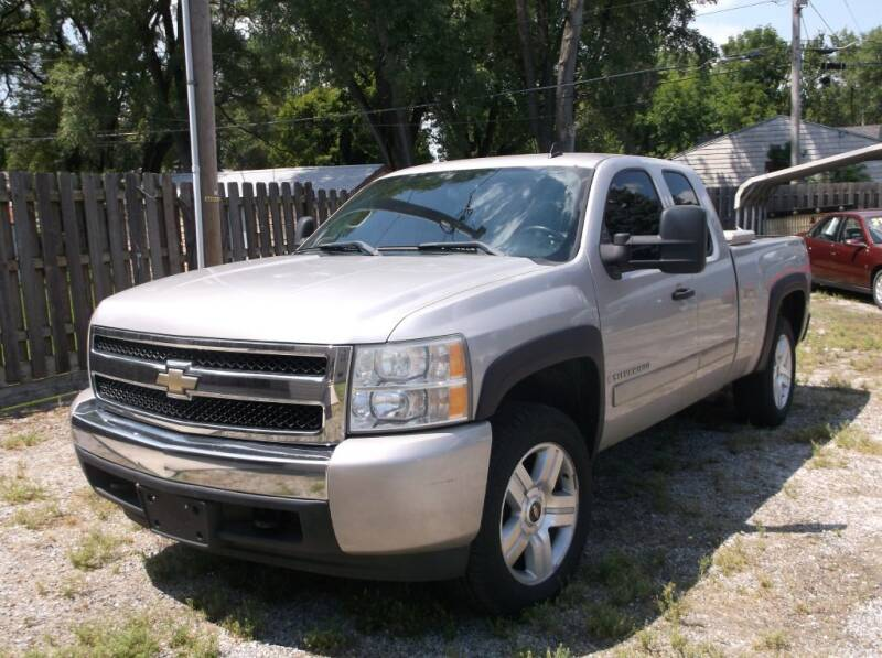 2008 Chevrolet Silverado 1500 for sale at Straight Line Motors LLC in Fort Wayne IN