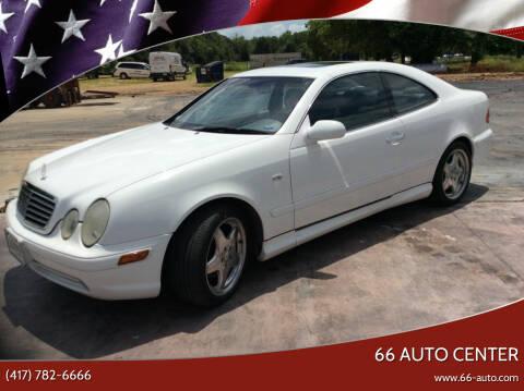 1999 Mercedes-Benz CLK for sale at 66 Auto Center in Joplin MO