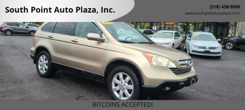 2009 Honda CR-V for sale at South Point Auto Plaza, Inc. in Albany NY