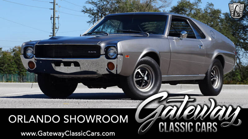 1969 AMC AMX for sale in Lake Mary, FL
