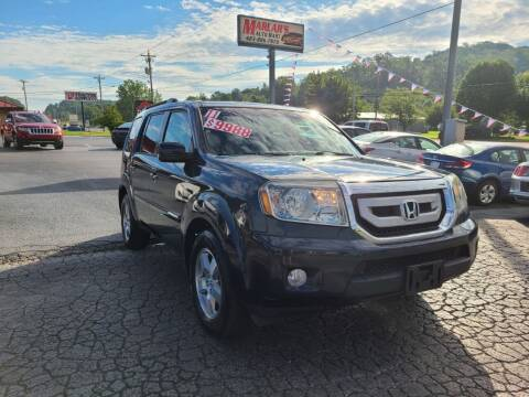 2011 Honda Pilot for sale at MARLAR AUTO MART SOUTH in Oneida TN