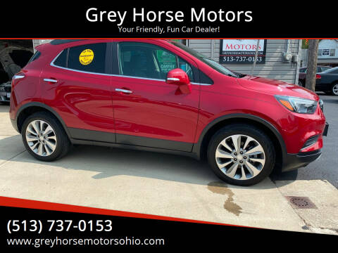 2017 Buick Encore for sale at Grey Horse Motors in Hamilton OH