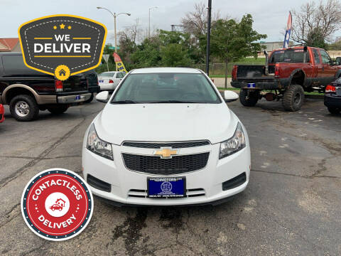 2014 Chevrolet Cruze for sale at E H Motors LLC in Milwaukee WI
