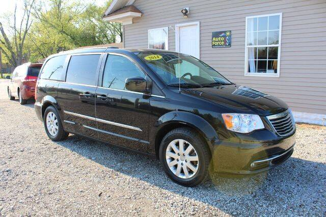 2014 Chrysler Town and Country for sale at Auto Force USA in Elkhart IN