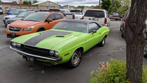 1970 Dodge Challenger for sale at Silverline Auto Boise in Meridian ID