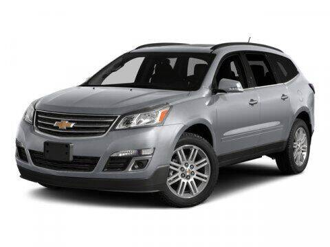 2015 Chevrolet Traverse for sale at TRAVERS GMT AUTO SALES - Traver GMT Auto Sales West in O Fallon MO