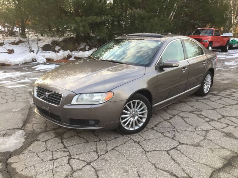 2008 Volvo S80 for sale at Granite Auto Sales in Spofford NH