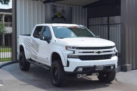 2021 Chevrolet Silverado 1500 for sale at G MOTORS in Houston TX