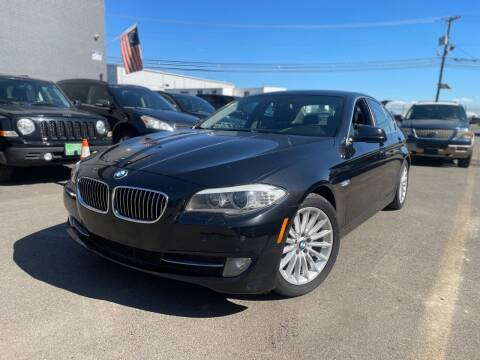 2013 BMW 5 Series for sale at A1 Auto Mall LLC in Hasbrouck Heights NJ