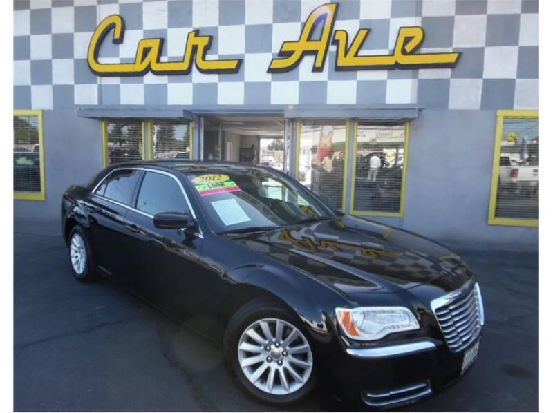 2012 Chrysler 300 for sale at Car Ave in Fresno CA