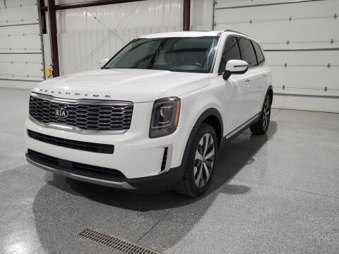 2020 Kia Telluride for sale at Hatcher's Auto Sales, LLC in Campbellsville KY