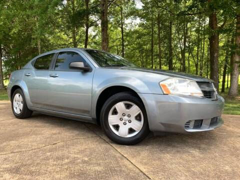 2009 Dodge Avenger for sale at Crossroads Outdoor in Corinth MS