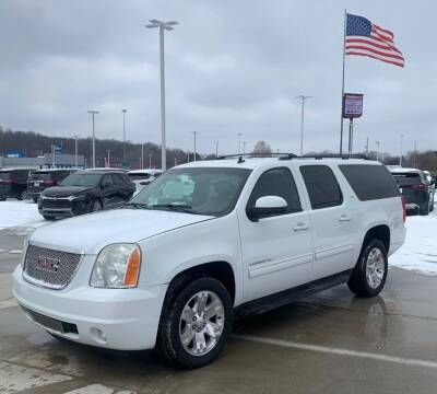 2011 GMC Yukon XL for sale at Newport Auto Group in Austintown OH