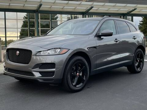 2018 Jaguar F-PACE for sale at GO AUTO BROKERS in Bellevue WA
