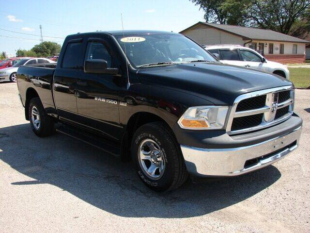 2011 RAM Ram Pickup 1500 for sale at Lehmans Automotive in Berne IN