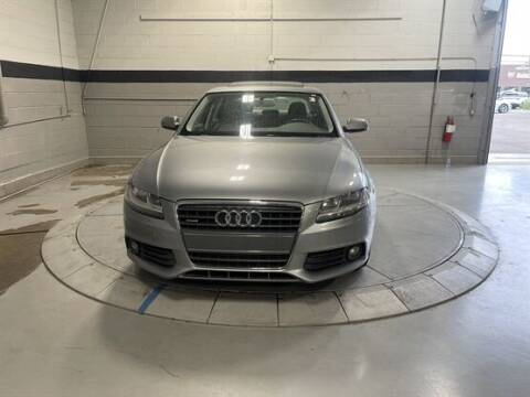 2010 Audi A4 for sale at Luxury Car Outlet in West Chicago IL