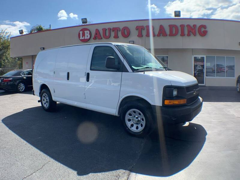2012 Chevrolet Express Cargo for sale at LB Auto Trading in Orlando FL