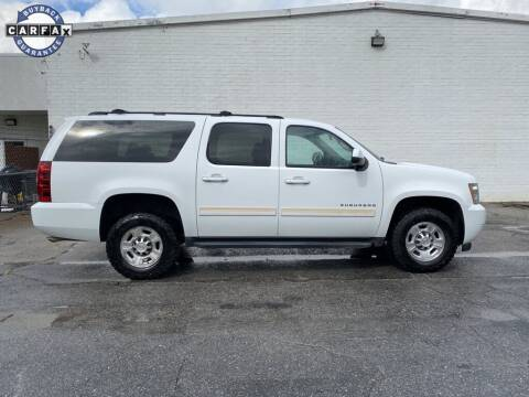 2012 Chevrolet Suburban for sale at Smart Chevrolet in Madison NC