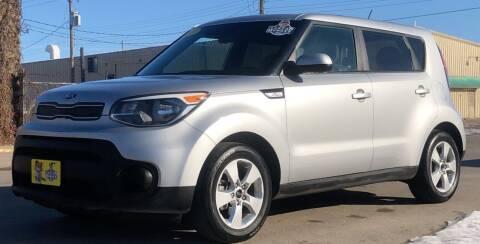2017 Kia Soul for sale at El Tucanazo Auto Sales in Grand Island NE