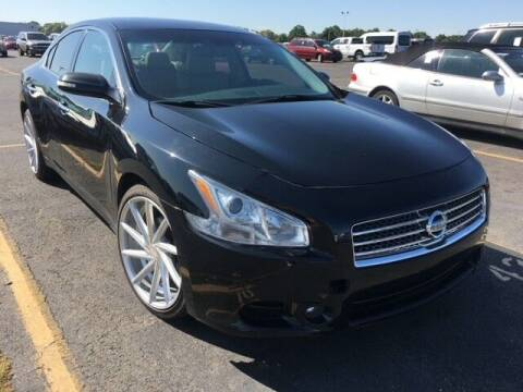 2012 Nissan Maxima for sale at Auto Legend Inc in Linden NJ