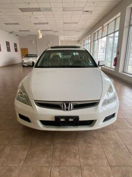 2007 Honda Accord for sale at Trans Atlantic Motorcars in Philadelphia PA