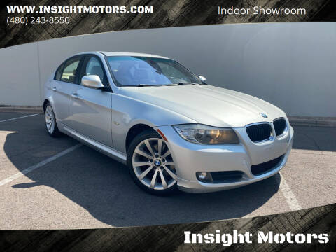 2011 BMW 3 Series for sale at Insight Motors in Tempe AZ