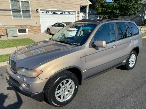2004 BMW X5 for sale at Jordan Auto Group in Paterson NJ