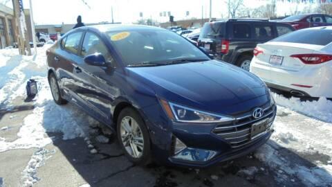 2020 Hyundai Elantra for sale at Absolute Motors in Hammond IN