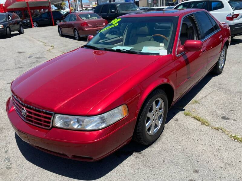 1998 Cadillac Seville for sale at North County Auto in Oceanside CA