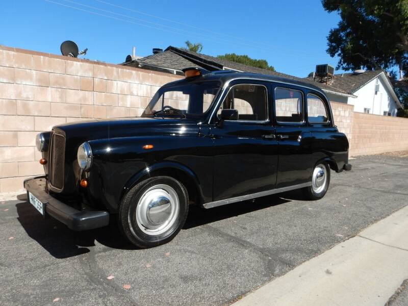1976 Austin LONDON TAXI FX4 for sale at California Cadillac & Collectibles in Los Angeles CA