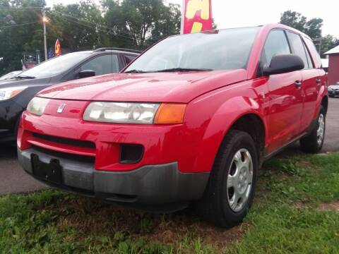2004 Saturn Vue for sale at NJ Quality Auto Sales LLC in Richmond IL