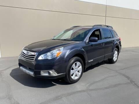 2012 Subaru Outback for sale at 3D Auto Sales in Rocklin CA