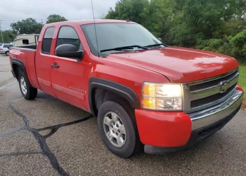 2008 Chevrolet Silverado 1500 for sale at S & L Auto Sales in Grand Rapids MI