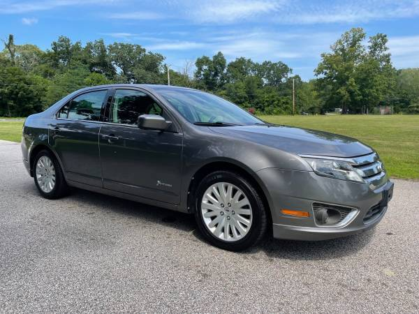 2010 Ford Fusion Hybrid for sale at 100% Auto Wholesalers in Attleboro MA